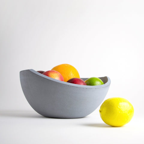 Seesaw Medium Bowl by IntoConcrete Inc on OOSTOR.com
