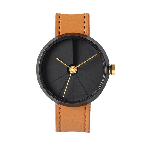 4th Dimension Wrist Watch 42mm - Midnight by IntoConcrete Inc on OOSTOR.com