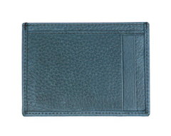 Mini Wallet - Signature Blue
