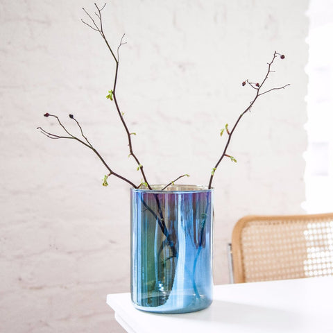 Benzin Wide Vase by Fundamental Berlin on OOSTOR.com