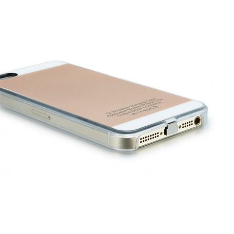 IPhone 5/5S/SE Wireless Charging Case by De Rigueur on OOSTOR.com