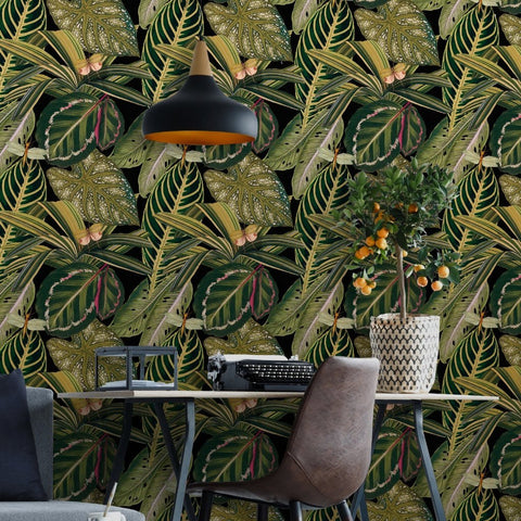 Amazonia Wallpaper by Pad Home on OOSTOR.com