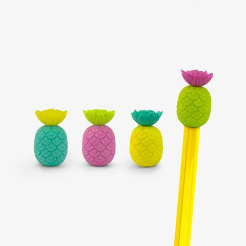 Totally Tropical Pencil Erasers by Mustard Gifts on OOSTOR.com
