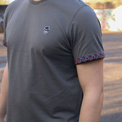 Ohan T-shirt by Tramp Menswear on OOSTOR.com