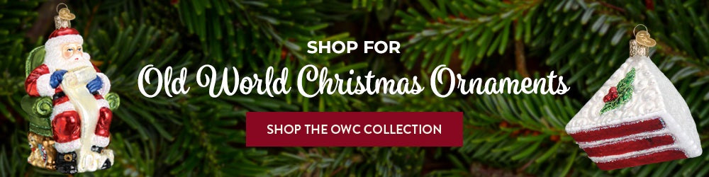 Shop for Old World Christmas Ornaments