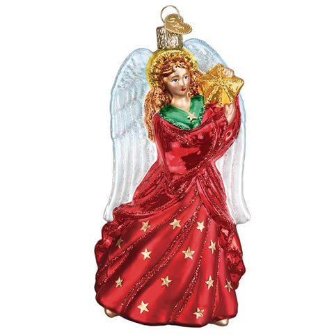 Radiant Angel Ornament
