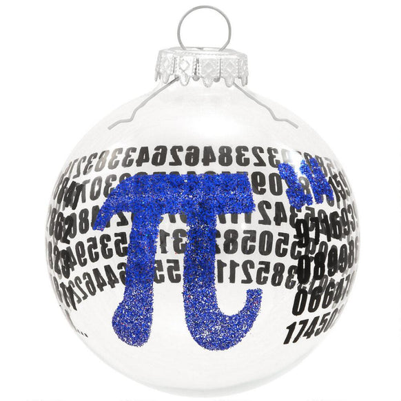 PI Glass Bulb Ornament for Christmas Tree
