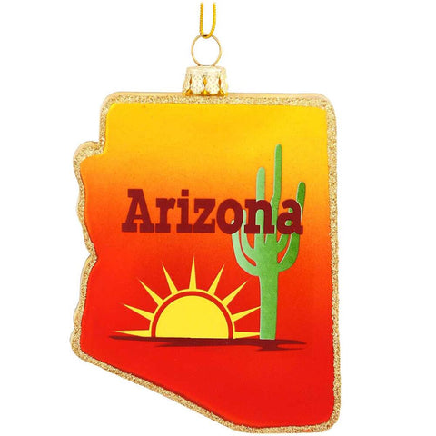 Arizona Ornament for Christmas Tree