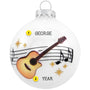 Folk Guitar Ornament