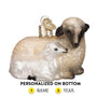 Sheep with Lamb Ornament