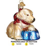 Labrador Pup Ornament
