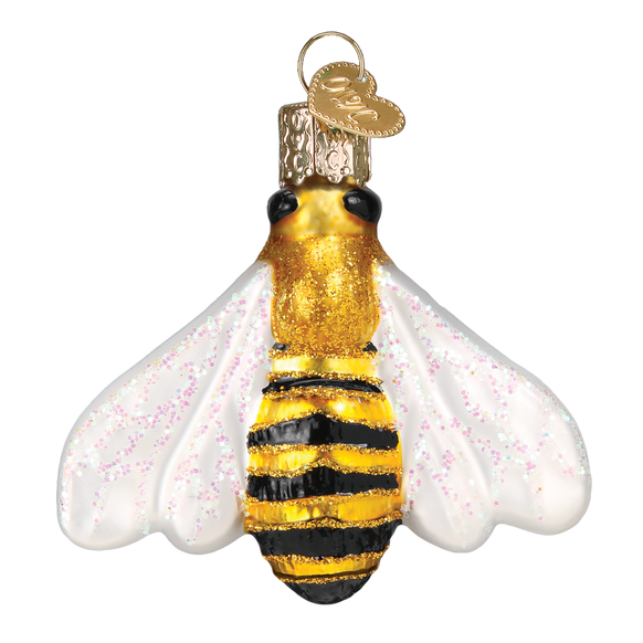 Honey Bee Christmas Ornament - Honey Bee Ornament Christmas Ornaments Callisters €� Callisters