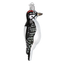 Hairy Woodpecker Ornament