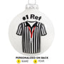 #1 Ref Whistle Ornament