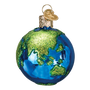 Planet Earth Ornament