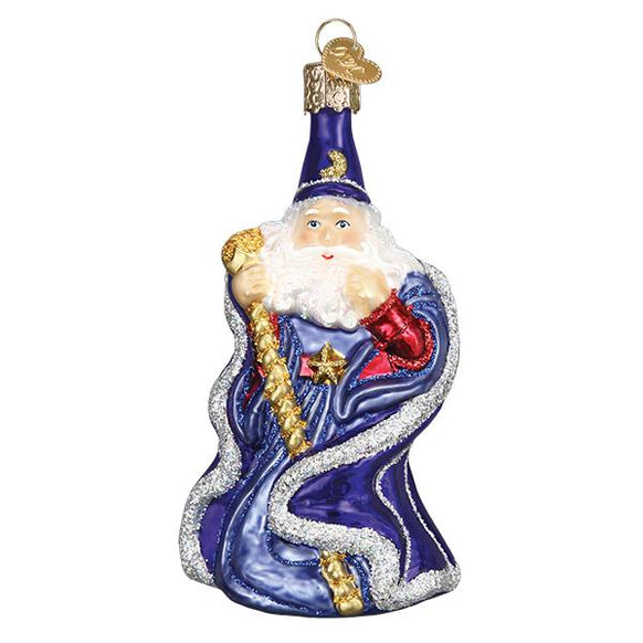 Wizard Glass Old World Christmas Ornament