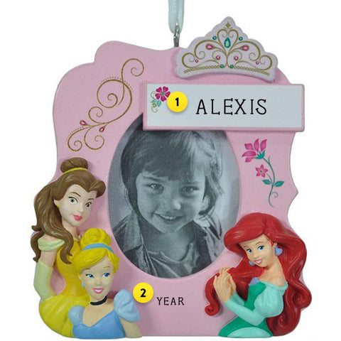 Disney™ Princesses Photo Frame Ornament