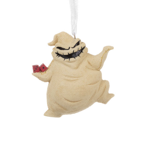 Oogie Boogie Nightmare before Christmas resin ornament