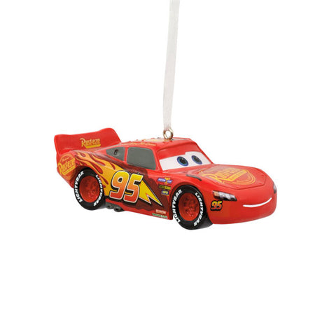 Lightning McQueen Disney Cars resin ornament
