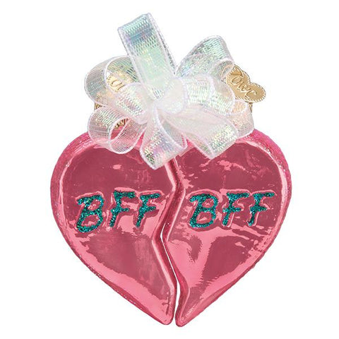 BFF Hearts Ornament