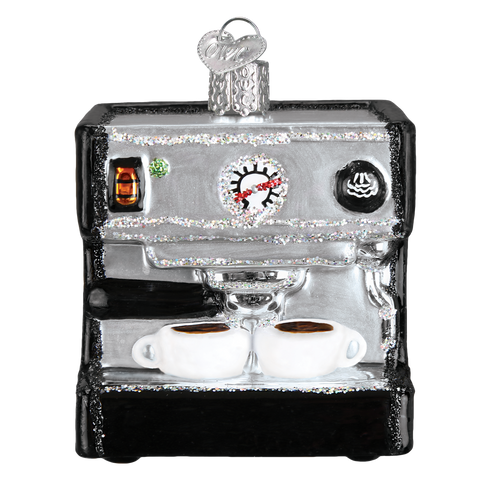 Espresso Machine Ornament