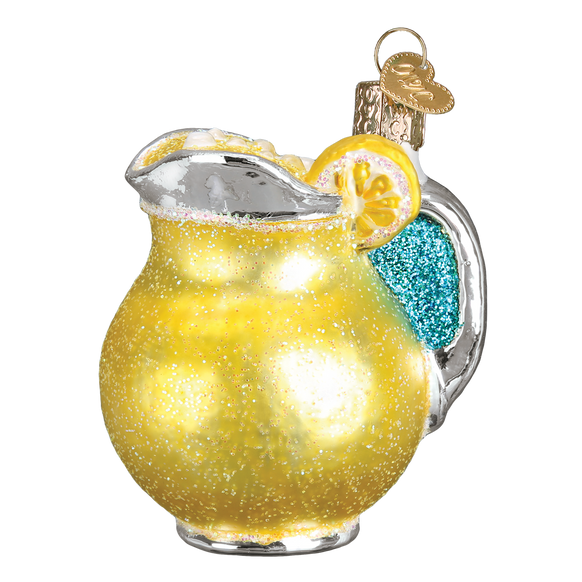 Lemonade Pitcher Ornament