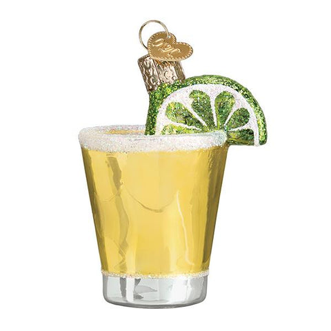 Tequila Shot Ornament