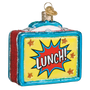 Lunchbox Christmas Ornament
