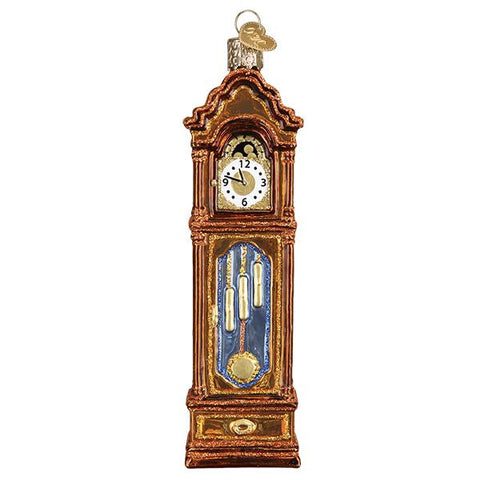 Grandfather Clock Ornament