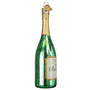 Champagne Bottle Ornament