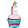 Sweet 16 Cupcake Ornament