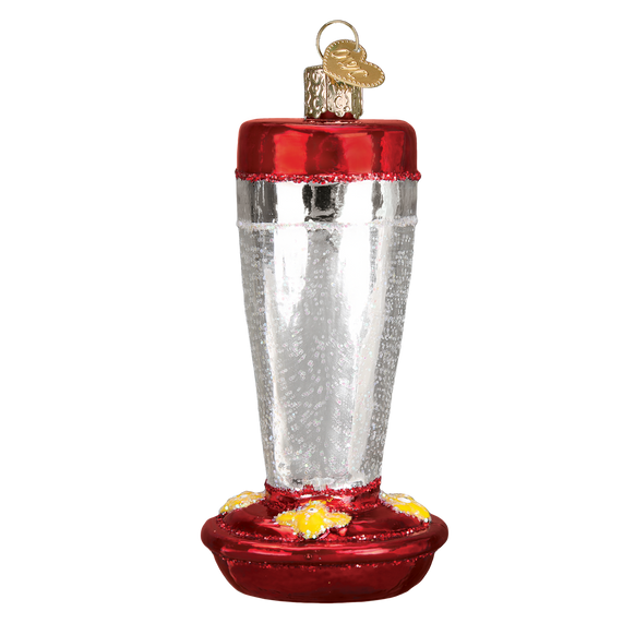 Hummingbird Feeder Ornament