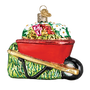 Wheelbarrow Ornament