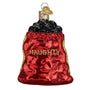 Bag of Coal Ornament