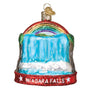 Niagara Falls Glass Old World Christmas Ornament