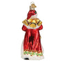 Father Christmas with Bells Ornament
