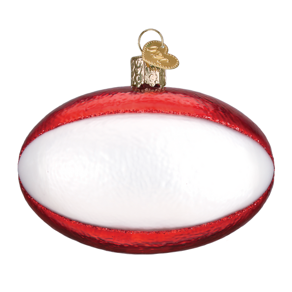 ... Rugby Ball Christmas Ornament - Rugby Ball Ornament Christmas Ornaments Callisters €� Callisters