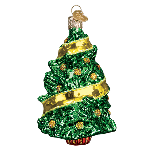 Support Our Troops Christmas Ornament