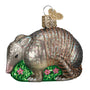 Armadillo Ornament for Christmas Tree