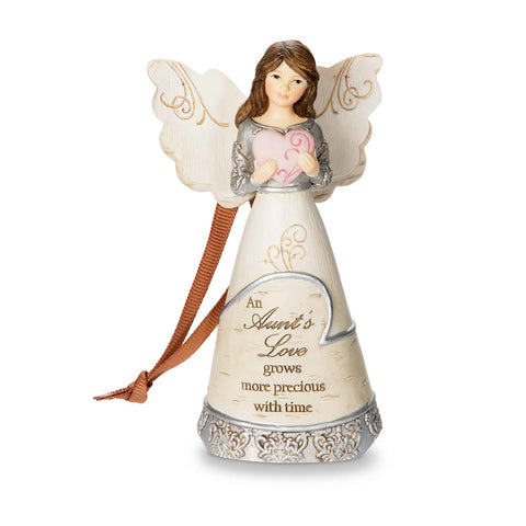 Aunt's Love Angel Christmas Ornament