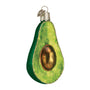 Avocado Ornament for Christmas Tree
