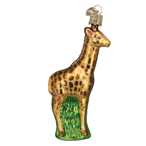 Baby Giraffe Ornament for Christmas Tree