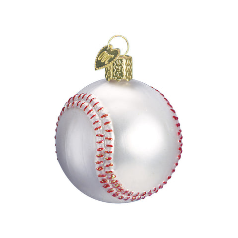 Baseball Ornament for Christmas Tree