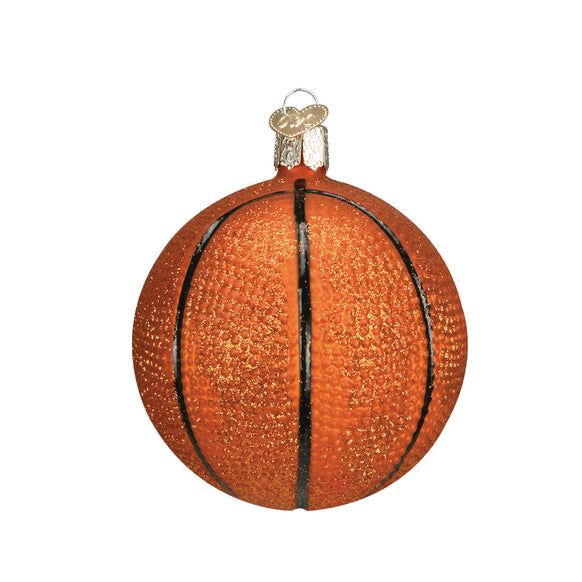 Basketball Ornament for Christmas Tree