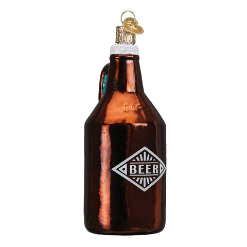 Beer Growler Ornament for Christmas Tree