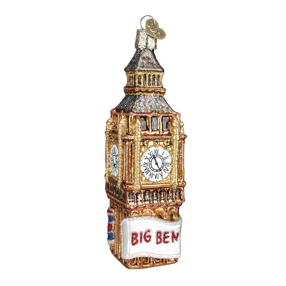 Big Ben Ornament for Christmas Tree