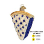 Blueberry Pie Ornament