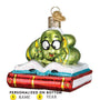 Bookworm Ornament