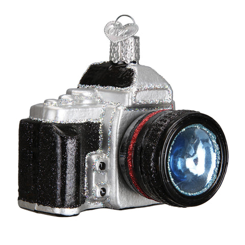 Camera Ornament for Christmas Tree