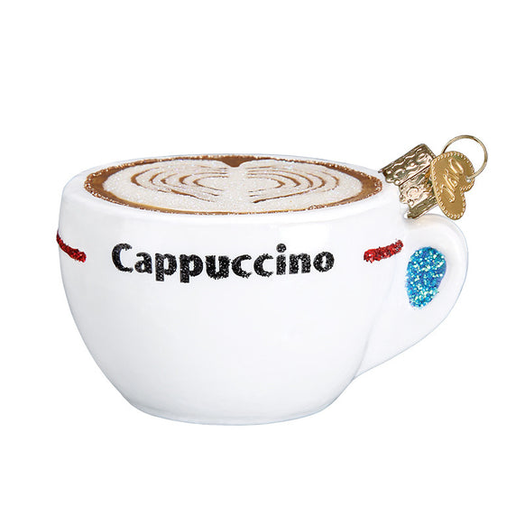 Cappuccino Ornament for Christmas Tree